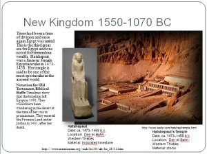 The New Kingdom Slide - Abraham-Joseph