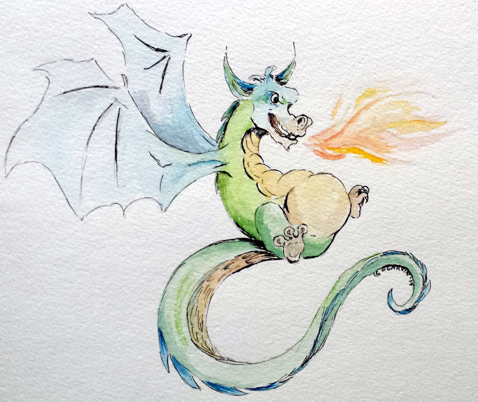 dragon-raw