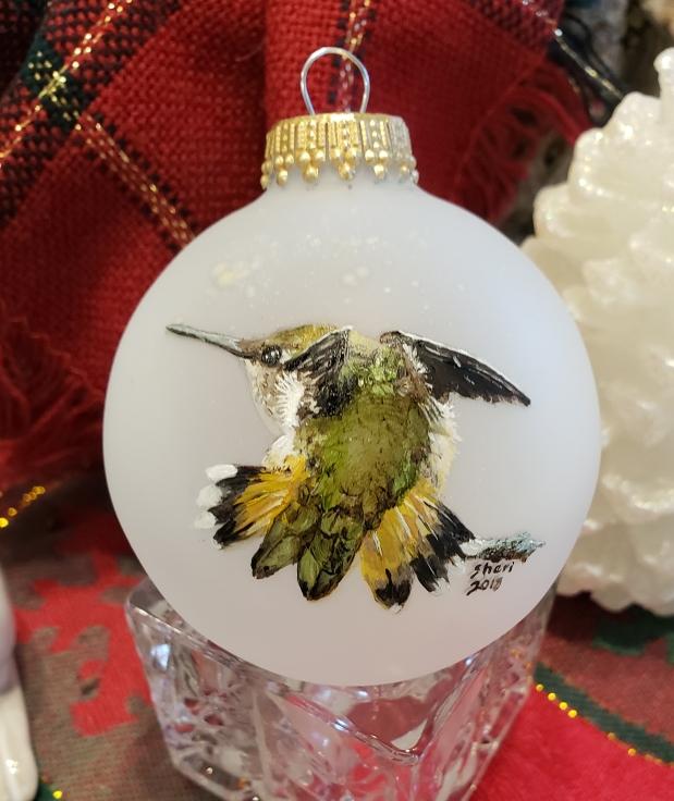 A Hummingbird Bulb